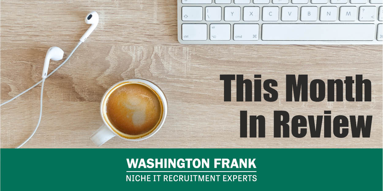 Niche IT News from Washington Frank recruitment experts.