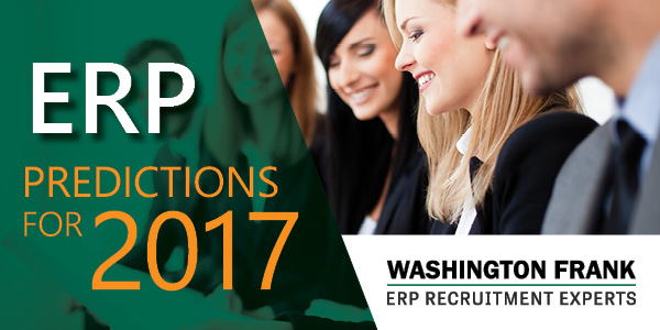 We've collected some predictions on the future of ERP in 2017.