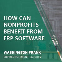 How Can Nonprofits Benefit from ERP Software? - Washington Frank International Blog