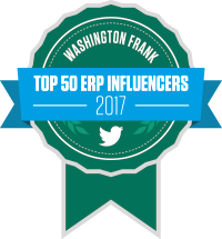 Top 50 ERP Influencers on Twitter