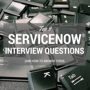 ServiceNow Interview Questions and Answers