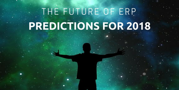 ERP Predictions for 2018